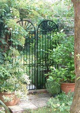 Looking Glass Gates - Garden Mirrors